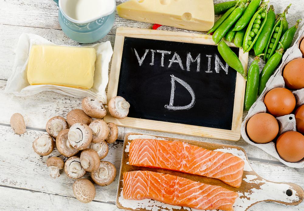 Mangel på D-vitamin